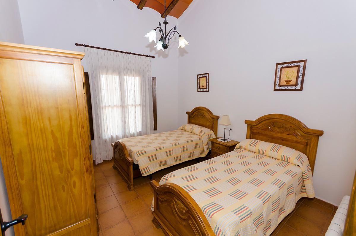 Dormitorio Latina ~ Finca Liarte Disfruta del Turismo Rural Las Casas